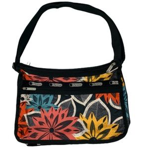 LeSportsac Cross Body Cleo Bag